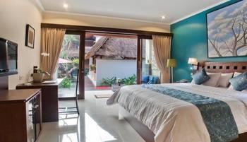 Lumbung Sari Ubud Bali - Deluxe Room Regular Plan