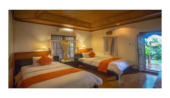 Lumbung Sari Ubud Bali - Standard Room Regular Plan