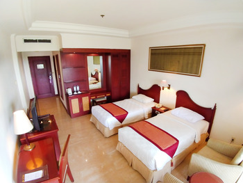 Le Dian Hotel Serang - Business Room Regular Plan