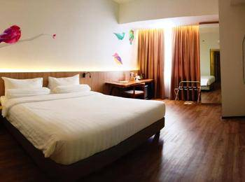 The Zuri Palembang Palembang - Superior Double Room PROMO HEPI