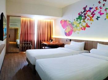 The Zuri Palembang Palembang - Superior Twin Room Only Promo HEPI