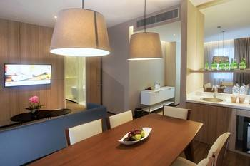The Zuri Palembang Palembang - Presidential Suite Regular Plan