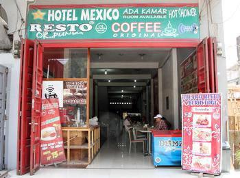 Hotel Mexico Berastagi