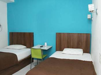Hotel Mexico Berastagi - Deluxe Twin Room Only Regular Plan