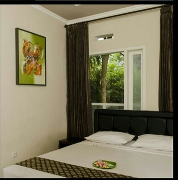 Toetie Boutique Villa & Resort Malang - Standard Double Room Regular Plan