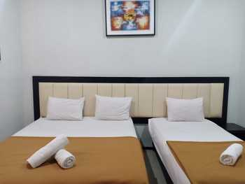 Toetie Boutique Villa & Resort Malang - Standard Triple Room Regular Plan