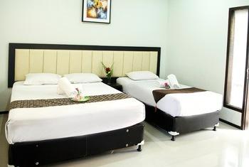 Toetie Hotel Boutique & Resort Malang - Panderman Room Only Regular Plan