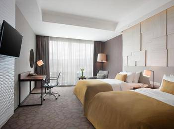 Crowne Plaza Bandung Bandung - Deluxe Twin With Breakfast Regular Plan