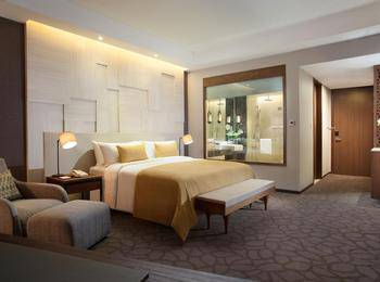 Crowne Plaza Bandung Bandung - Club King With Breakfast Regular Plan