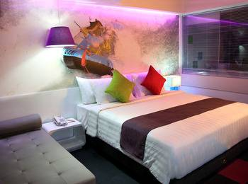 Berry Glee Hotel Bali - Standard Double / Twin Room Only Special Promo 36%