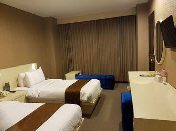 Cendana Premiere Hotel by Lariz Surabaya - Superior Room Regular Plan