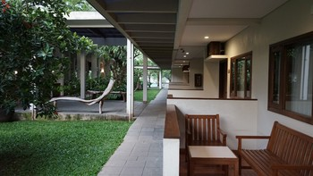 Pantai Indah Timur Resort Hotel Pangandaran Pangandaran - Super Deluxe Garden View Regular Plan