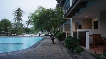 Pantai Indah Timur Resort Hotel Pangandaran Pangandaran - Super Deluxe Pool View Regular Plan
