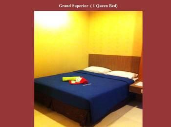 Cassadua Hotel Bandung - Grand Superior Regular Plan