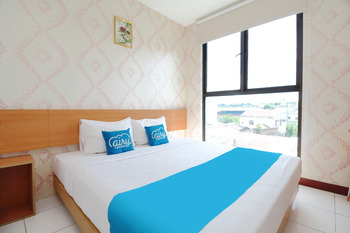 Airy Wanea Baru 54 Manado - Standard Double Room with Breakfast Special Promo Oct 45