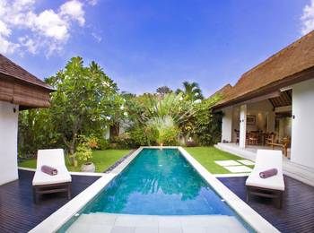 Villa Bali Asri Seminyak Bali - Deluxe Two Bedroom Villa Non Refundable Basic Deal