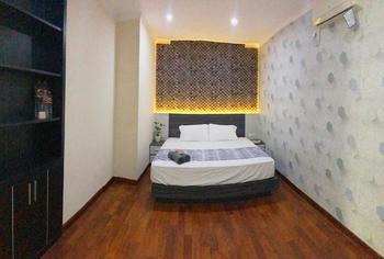 Kubu Kalih Bali - Kubu Kalih Shared Bathroom Large Room Regular Plan
