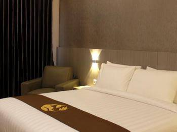Gets Hotel Malang - Superior King Bed Room Only   Regular Plan