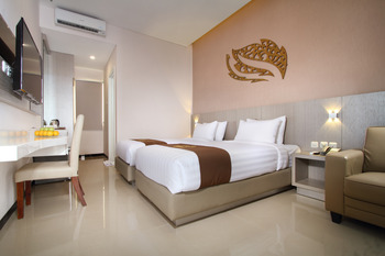 Gets Hotel Malang - Superior Twin Bed Room Only Regular Plan