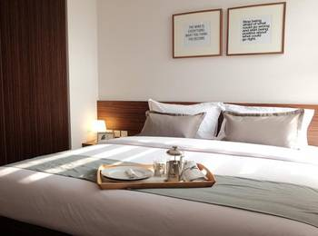 FLAT06. Tendean Jakarta - Deluxe Room Only Regular Plan