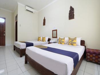 SPOT ON 2426 Hotel Aget Jaya Ii Bali - Spot On Twin Last Minute Deal