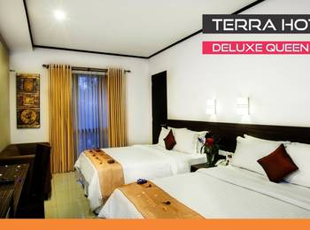 Summer Hill Private Villas & Family Hotel Bandung - Deluxe 2 Queen Beds Room Only  Save 28%