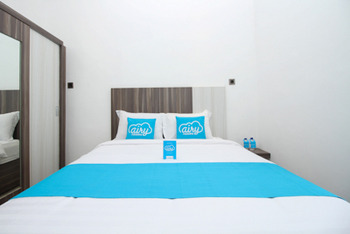 Airy Ungasan Raya Uluwatu Taman Paradise 4 Bali - Deluxe Double Room Only Special Promo May 28