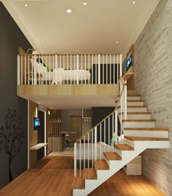 Harmoni Hotel Garut  Garut - Family Suite Regular Plan