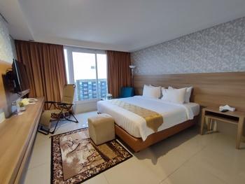 Green Forest Bogor Resort & Villa Bogor - Studio Double Room Breakfast Last Minute Deals