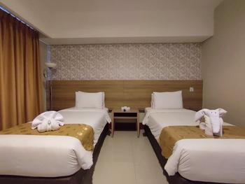 Green Forest Bogor Resort & Villa Bogor - Studio Twin Room Only Last Minute Deals