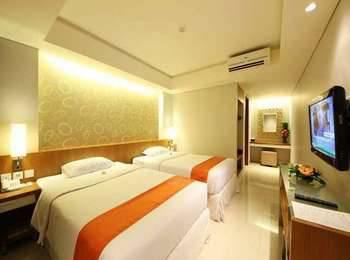 Adhi Jaya Sunset Hotel Bali - Deluxe Room Only Regular Plan