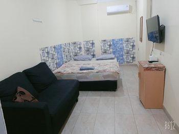 Jakson Homestay Batam - Deluxe Room + Sofa Regular Plan