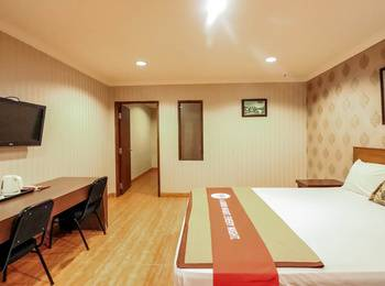 NIDA Rooms Ring Road Utara 186 Jogja - Double Room Single Occupancy Special Promo