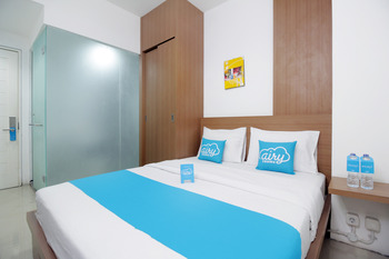 Airy Thamrin Kota Bumi 31 Jakarta Jakarta - Deluxe Double Room Only Special Promo Feb 24