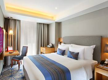 Swiss-Belhotel Pondok Indah - Deluxe Room Double Regular Plan