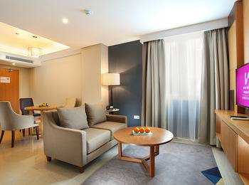 Swiss-Belhotel Pondok Indah - Two Bed Room Suite Twin  Pay Now & Save 15%