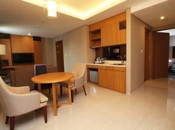 Swiss-Belhotel Pondok Indah Jakarta - Two Bedroom Suite Minimum Stay 7 Day