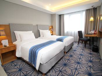 Swiss-Belhotel Pondok Indah - Superior Deluxe Twin Room Only Regular Plan