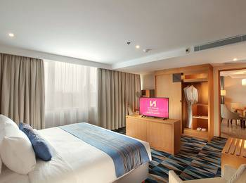 Swiss-Belhotel Pondok Indah - One Bedroom Suite Regular Plan