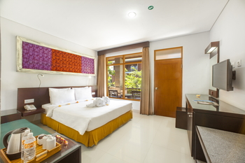 Fourteen Roses Hotel Bali - Classic Deluxe Room Only Regular Plan
