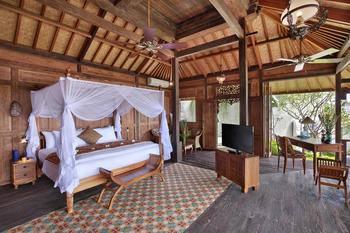Hidden Hills Villas Bali - Studio Bedroom Garden View Room Regular Plan