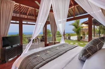 Hidden Hills Villas Bali - Studio Bedroom Ocean View Villa Regular Plan