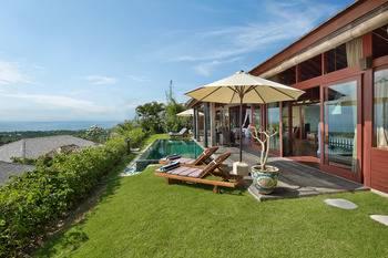 Hidden Hills Villas Bali - Two Bedroom Ocean View Pool Villa Regular Plan