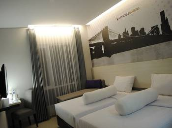 Vio  Cihampelas - Classy Room Only Regular Plan