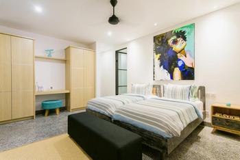 Villa Como Bali - Four Bedroom Villa Regular Plan