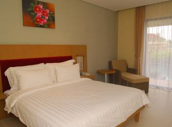 The Natsepa Resort and Conference Center Ambon - Deluxe Room - With Breakfast Regular Plan