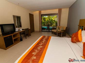 The Natsepa Resort and Conference Center Ambon - Deluxe Lagoon - With Breakfast Regular Plan