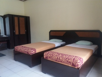Hotel Borobudur Indah Magelang - Standard Room Only Regular Plan