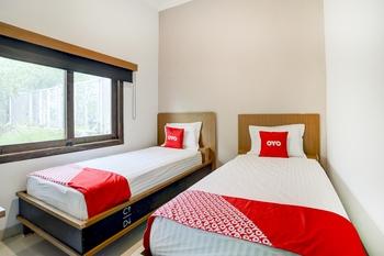 OYO 90397 Kiapma Syariah Hotel Bengkulu - Deluxe Twin Room Promotion