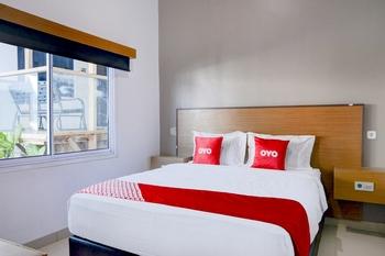 OYO 90397 Kiapma Syariah Hotel Bengkulu - Deluxe Double Room Early Bird Deal